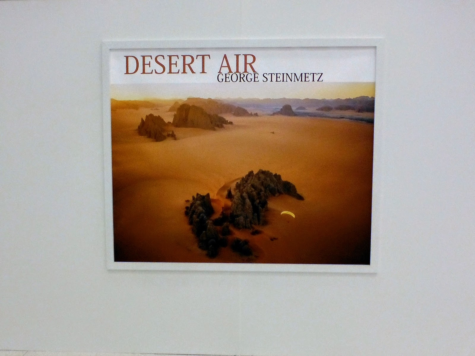 Scotiabank CONTACT Photography Festival: Desert Air by George Steinmetz Exhibit, First Canadian Place, Toronto Culture Art Photos, Melanie.Ps, The Purple Scarf