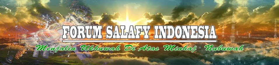 WhatsApp Salafy Indonesia
