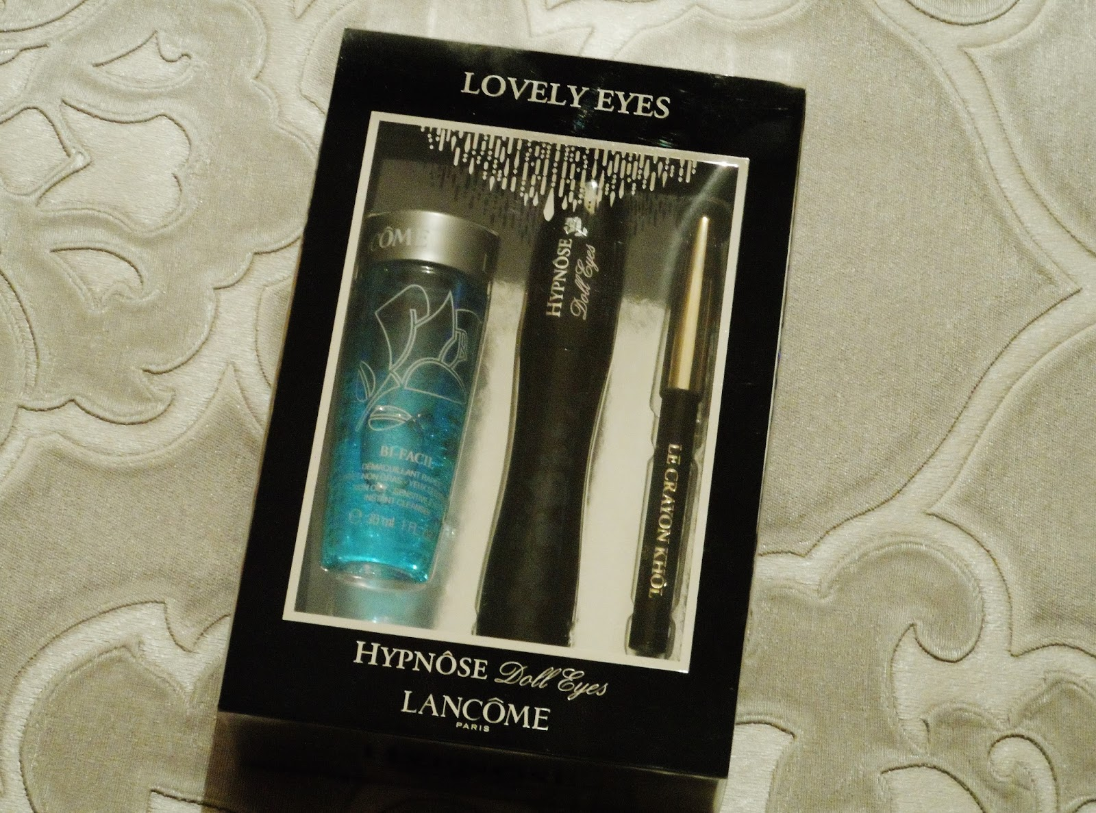 Lancome Doll Eyes Hypnose Lovely Eyes