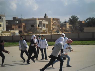 مسابقات مكتب نشاط تعليم بنغازى