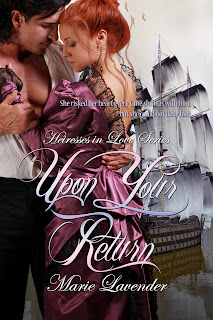 http://www.amazon.com/Upon-Your-Return-ebook/dp/B00BFX8YLI/