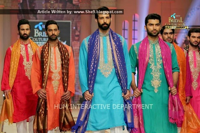Umar Sayeed Bridal Collection