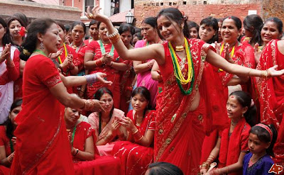 ÁSIA/NEPAL - As mulheres pedem o fim do assédio sexual