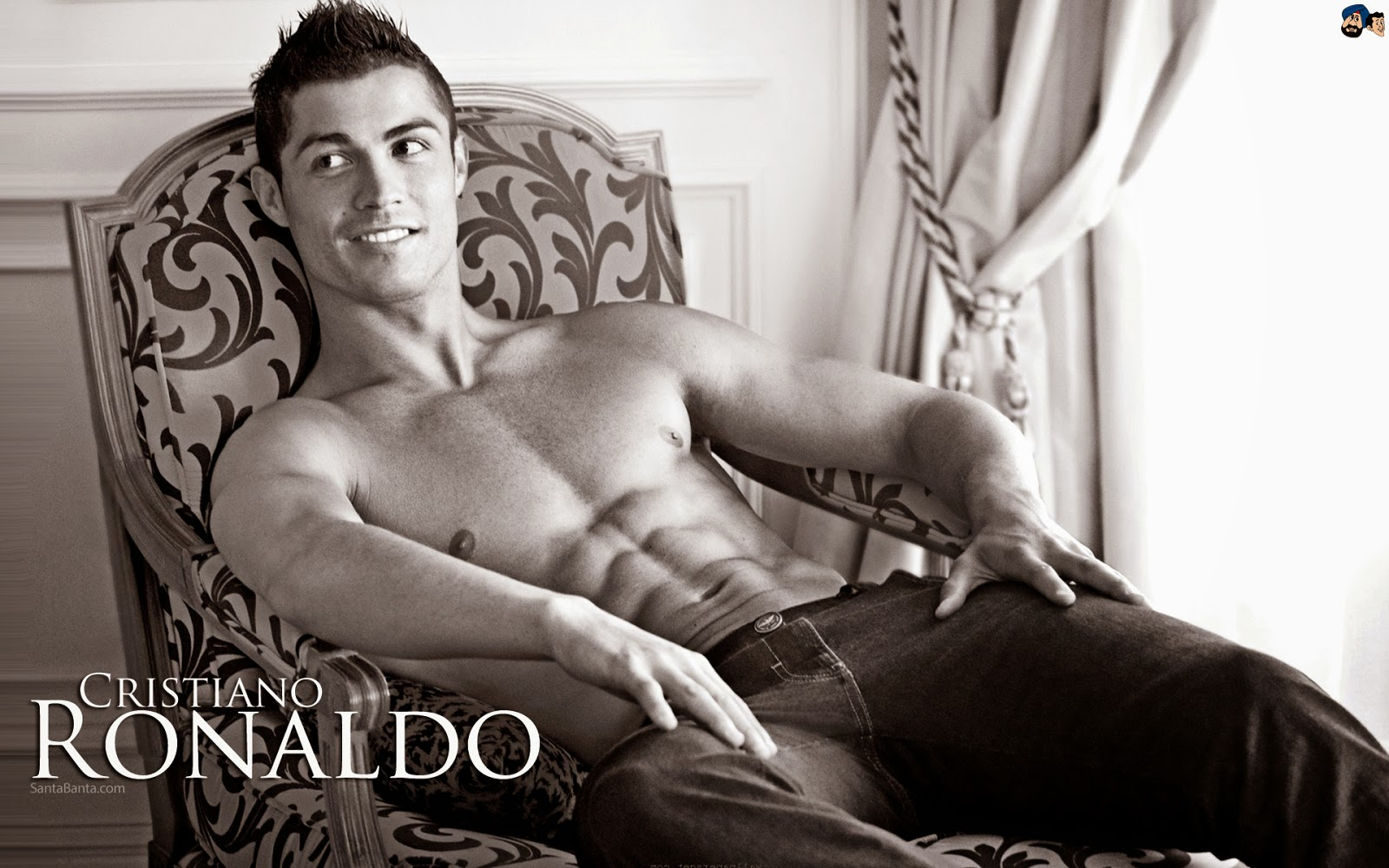 Pemain Tergagah Cristiano Ronaldo