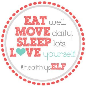 #HealthysElf
