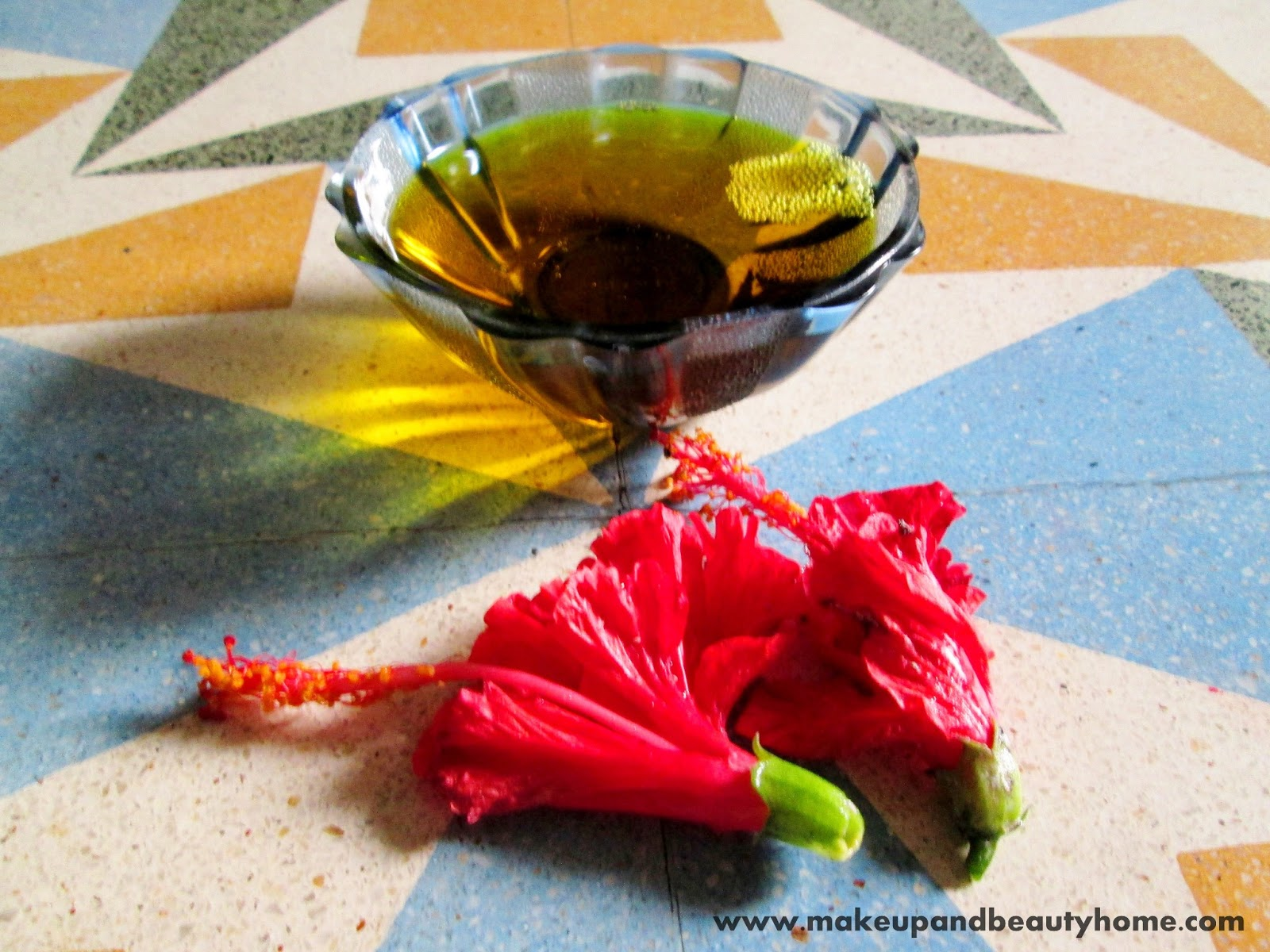 Diy Hibiscus Flower Infused Mustard Hair Oil For Hair Growth Mabh Blog