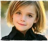 Model rambut anak perempuan pendek