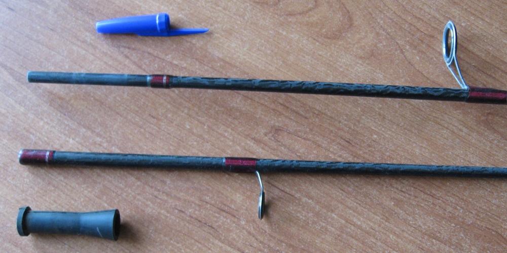 Уход за спиннингом и ремонт удилища на рыбалке