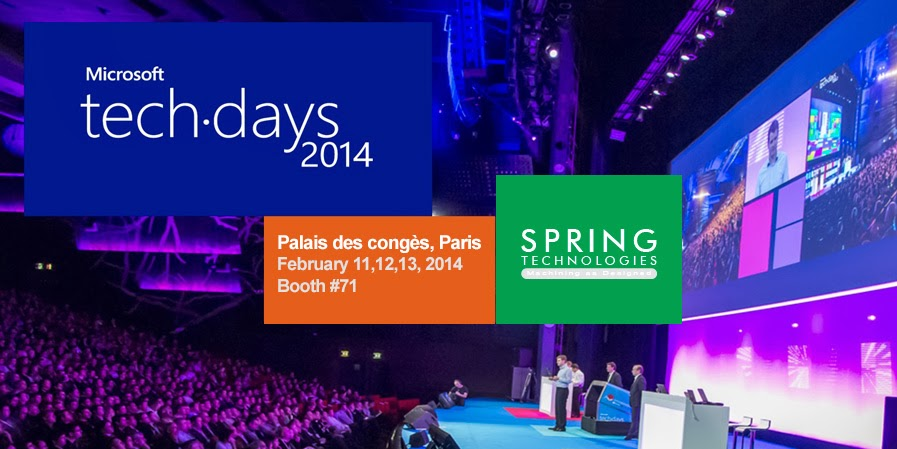 Microsoft tech.days 2014