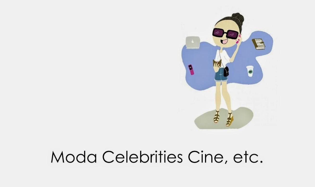 Moda Celebrities Cine etc