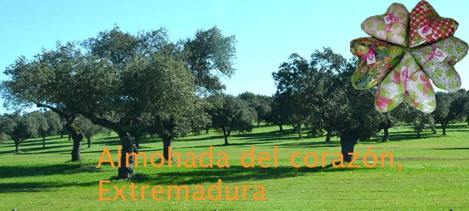 La almohada del corazón, Extremadura