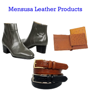 Leather Products Mensusa