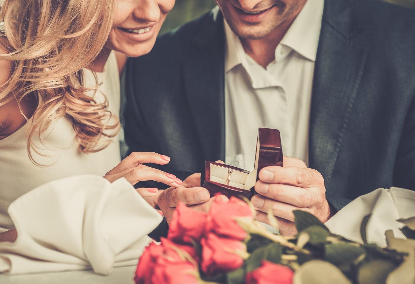 100 способов как сделать красивое предложение руки и 99