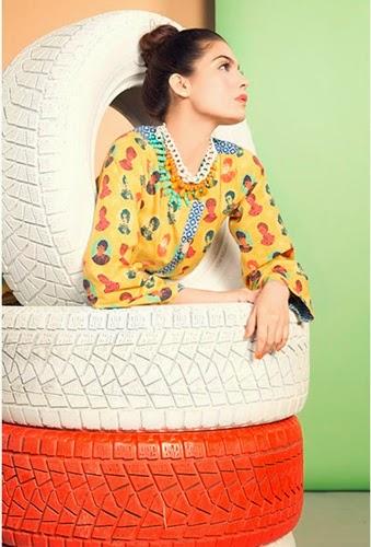 Coco by Zara Shahjahan 2014