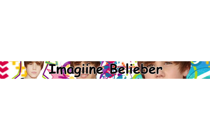 Imagiine Beliebers *--*