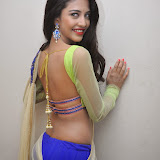 Daksha Nagarkar Hot Photo Gallery in Half Saree at Ak Rao Pk Rao Audio Launch CelebsNext (9)