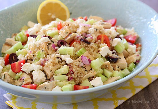 Lighter Chicken Salad - 3 Pts Recipes — Dishmaps