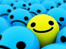 positivo actitud risa bienestar