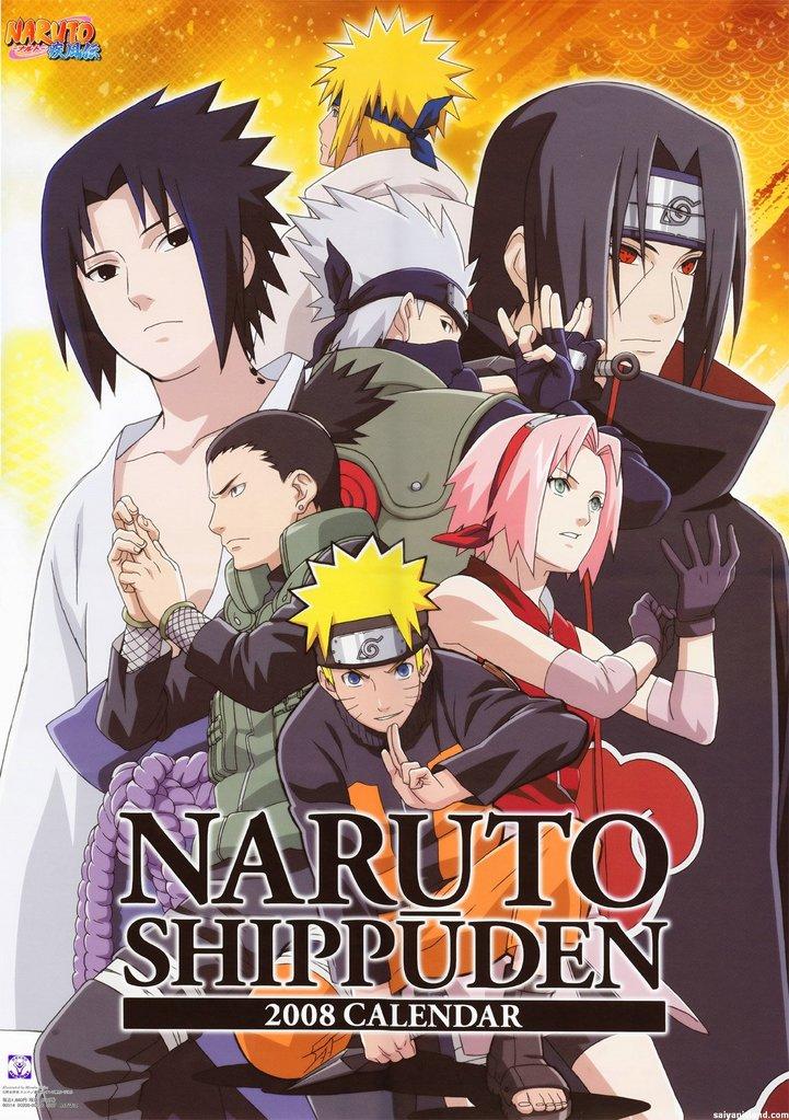 Lista de capítulos de  Naruto: Shippuden