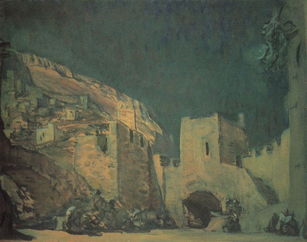 Valentin Serov Landscapes