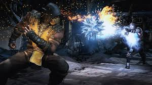 mortal kombat x pc game screen shots