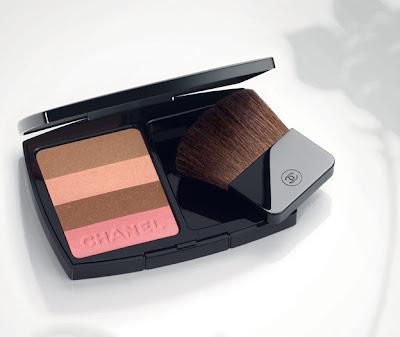 Les Fleurs D'Ete De Chanel Summer 2011 Makeup