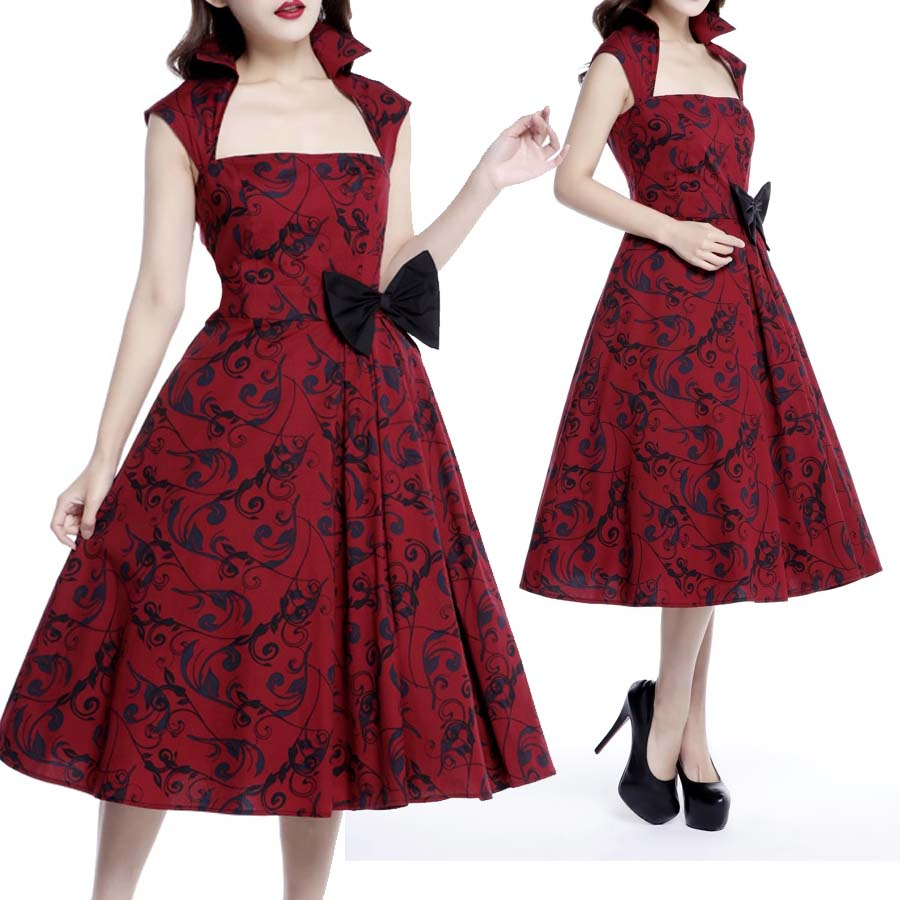 Blueberry Hill Fashions Rockabilly Dresses For New Years