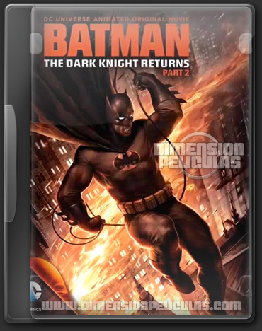 Batman The Dark Knight Returns Part 2 (BRRip FULL HD Subtitulado) (2013)