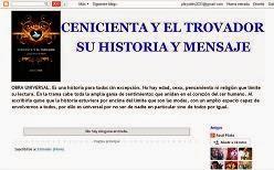 Blog de Cenicienta y el trovador