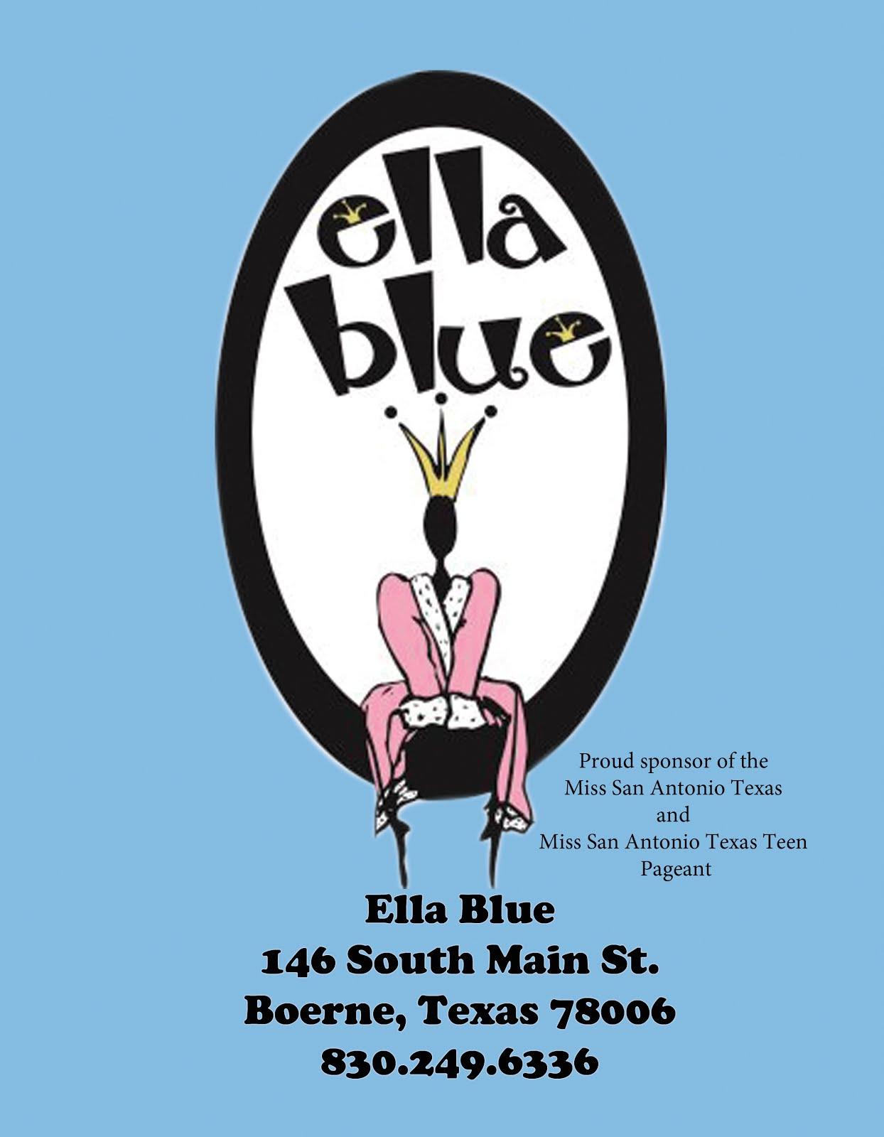 Ella Blue