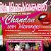 Festa Chandon com Morangos - Dia 19 de Novembro