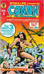 STAN LEE PRESENTS CONAN THE BARBARIAN VOL. 1