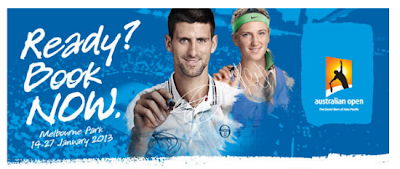 TENIS-Open de Australia 2013