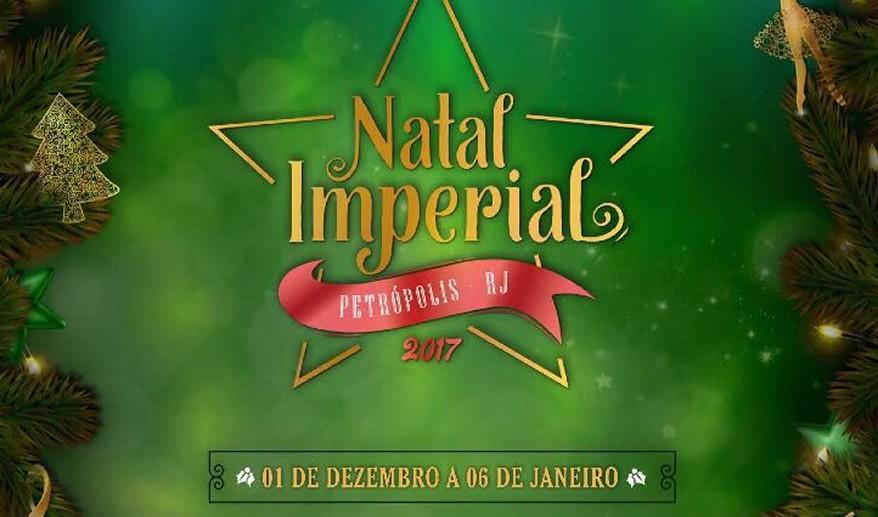 PROGRAMAÇÃO COMPLETA DO NATAL IMPERIAL