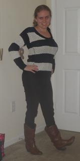 Winter Wardrobe Fail
