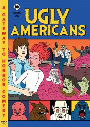 Ugly Americans   1ª e 2ª Temporada HDTV   Torrent