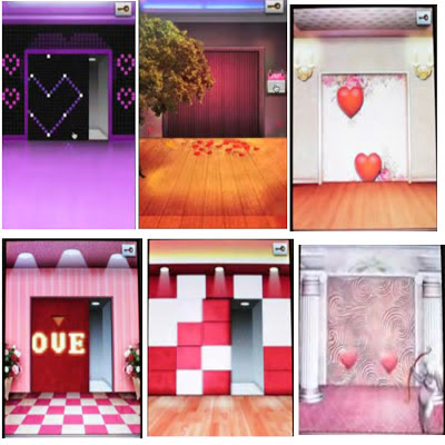 100 Floors Valentines App Walkthrough Frdnz