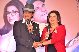 SRK at 'Shirin Farhad Ki Toh Nikal Padi' movie Audio release function