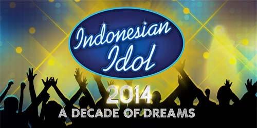 Lagu Yang Dinyanyikan 15 Kontestan Indonesian Idol 2014