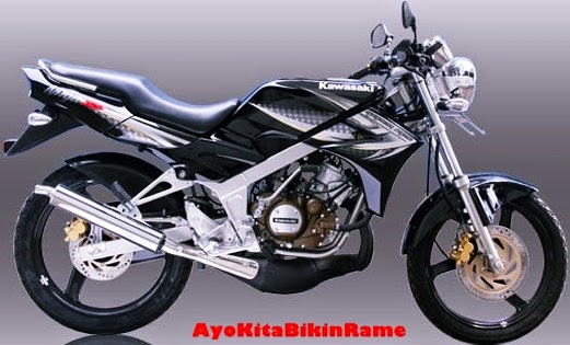 Harga Kawasaki Ninja 150SS Terbaru Bulan Agustus 2015   Ayo Kita
