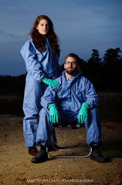 breaking bad engagement shoot6