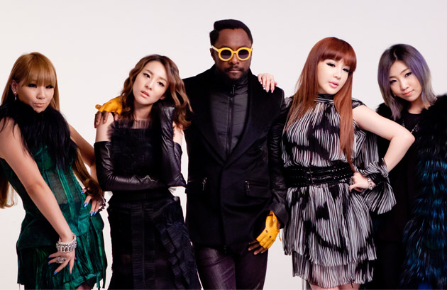 2NE1 Collab Song with will.i.am for Intel Finally Released, Hints to English Album?