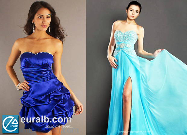 Modele fustanesh per mbremje te vecanta