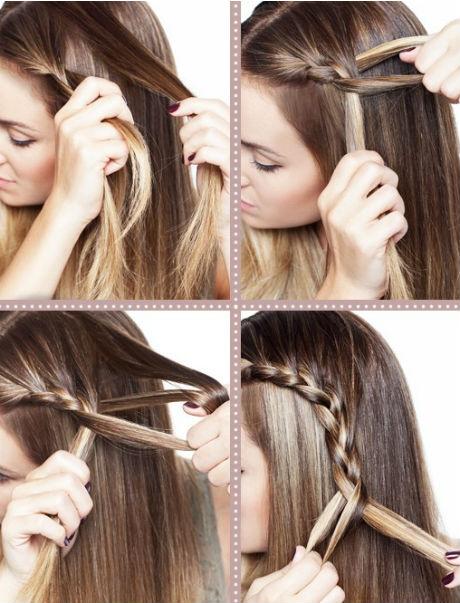 Sophie news tutorial peinado con trenzas 5 - Tutorial de peinados ...
