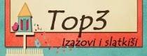 Izazovi i slatkiši TOP 3