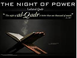 Nawafil For LAYLAT-UL-QADR (Shab-e-Qadr) - 27th Night Of ...