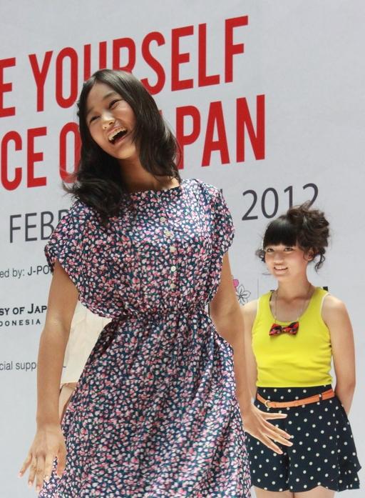 Galeri Foto Rena Nozawa JKT48 - Japan Pop Culture 2012...