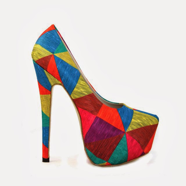 shop trendy women multi colored shoes