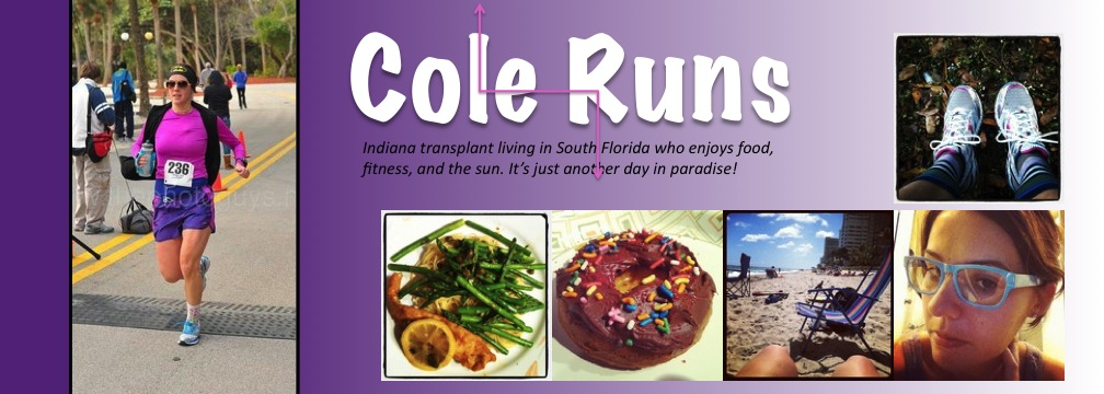 Cole Runs