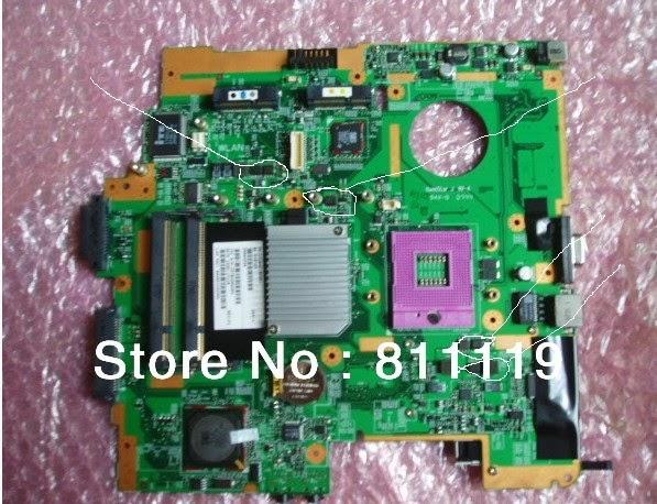 Letak IC Power pada Netbook Fujitsu DDR2